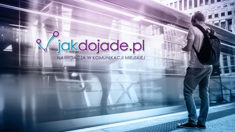 Сервис Jakdojade — навигация городского транспорта