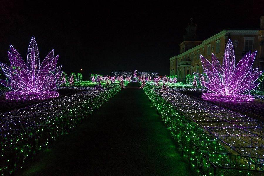 Королевский Сад Света в Виланове (Królewski Ogród Światła w Wilanowie) (до 13.03.2016)