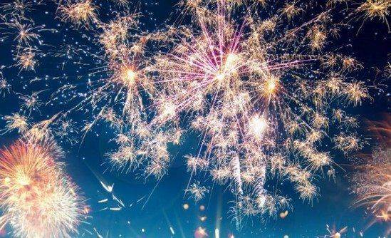 Новогодние мероприятия в районе Праги (na Pradzie) в Варшаве