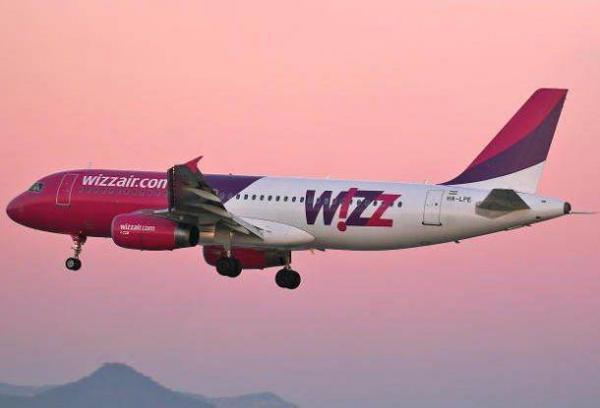 Новости авиакомпании Wizz Air