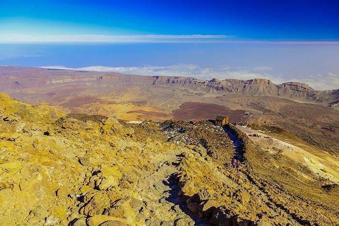 samostojatelnoe poseshhenie vulkana tejde v nacionalnom parke na tenerife 2 Самостоятельное посещение вулкана Тейде в Национальном парке на Тенерифе