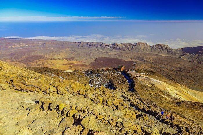samostojatelnoe poseshhenie vulkana tejde v nacionalnom parke na tenerife 3 Самостоятельное посещение вулкана Тейде в Национальном парке на Тенерифе