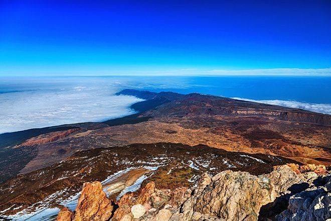samostojatelnoe poseshhenie vulkana tejde v nacionalnom parke na tenerife 7 Самостоятельное посещение вулкана Тейде в Национальном парке на Тенерифе