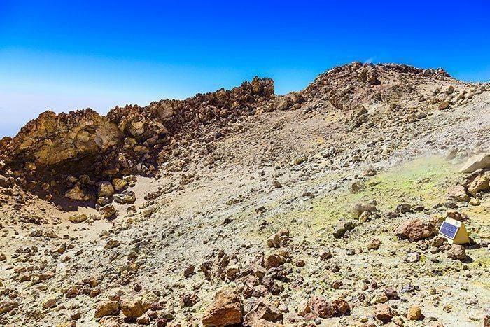 samostojatelnoe poseshhenie vulkana tejde v nacionalnom parke na tenerife 8 Самостоятельное посещение вулкана Тейде в Национальном парке на Тенерифе