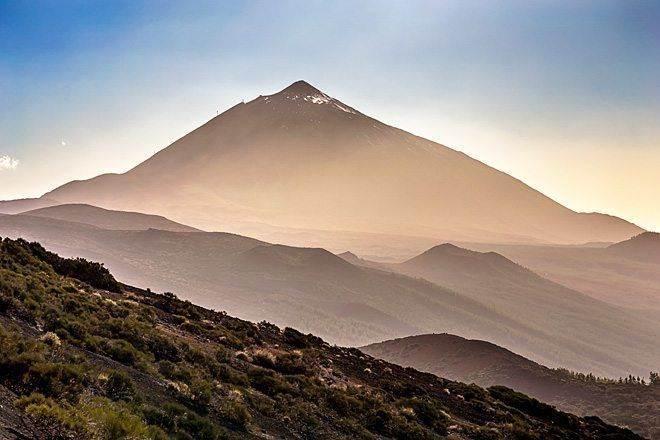Самостоятельное посещение вулкана Тейде в Национальном парке на Тенерифе