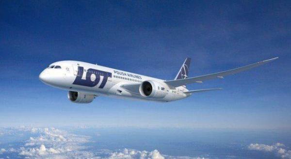 Зимняя распродажа билетов от авиакомпании LOT