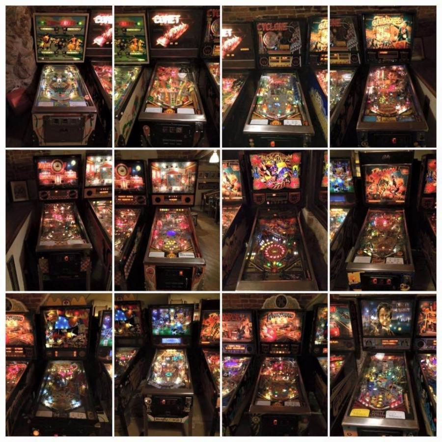 Музей старых игровых автоматов в Кракове