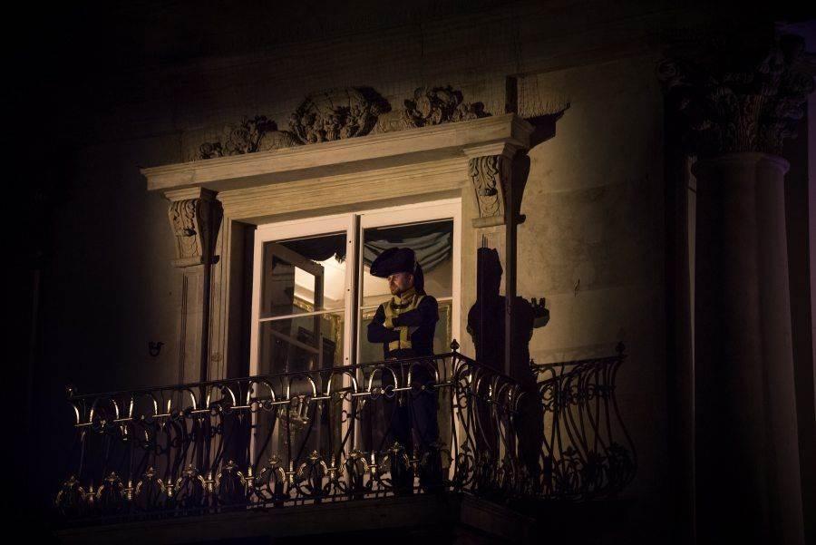fotootchet s poseshhenija zimnego vechera sveta v parke korolevskie lazenki v varshave 14 Фотоотчет с посещения «Зимнего вечера света» в парке Королевские Лазенки в Варшаве