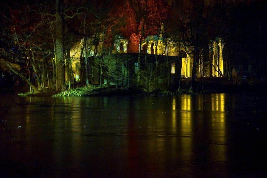 fotootchet s poseshhenija zimnego vechera sveta v parke korolevskie lazenki v varshave 15 Фотоотчет с посещения «Зимнего вечера света» в парке Королевские Лазенки в Варшаве