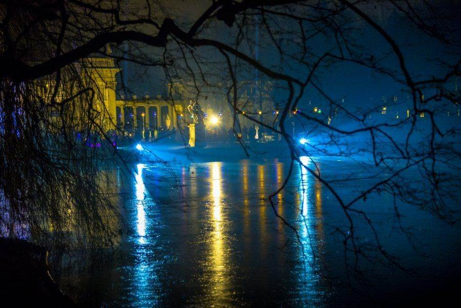 fotootchet s poseshhenija zimnego vechera sveta v parke korolevskie lazenki v varshave 21 Фотоотчет с посещения «Зимнего вечера света» в парке Королевские Лазенки в Варшаве
