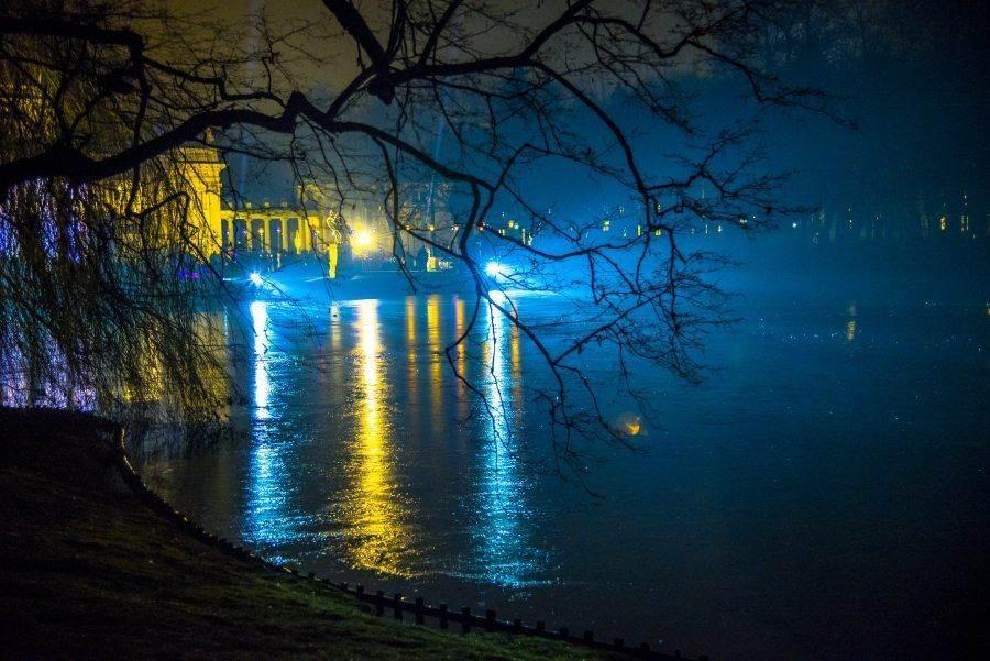 fotootchet s poseshhenija zimnego vechera sveta v parke korolevskie lazenki v varshave 23 Фотоотчет с посещения «Зимнего вечера света» в парке Королевские Лазенки в Варшаве