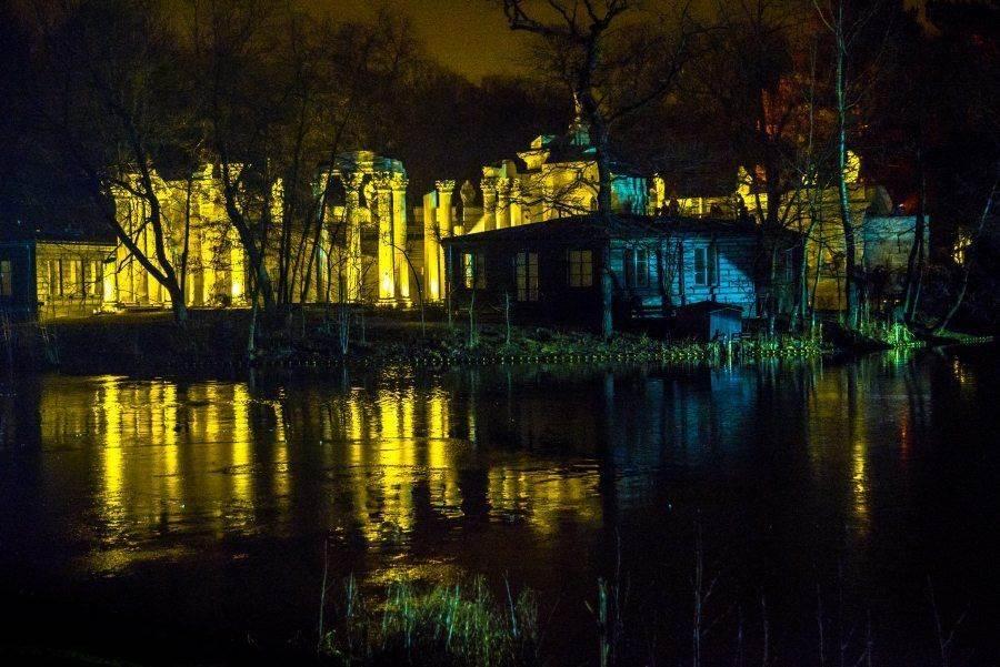 fotootchet s poseshhenija zimnego vechera sveta v parke korolevskie lazenki v varshave 25 Фотоотчет с посещения «Зимнего вечера света» в парке Королевские Лазенки в Варшаве