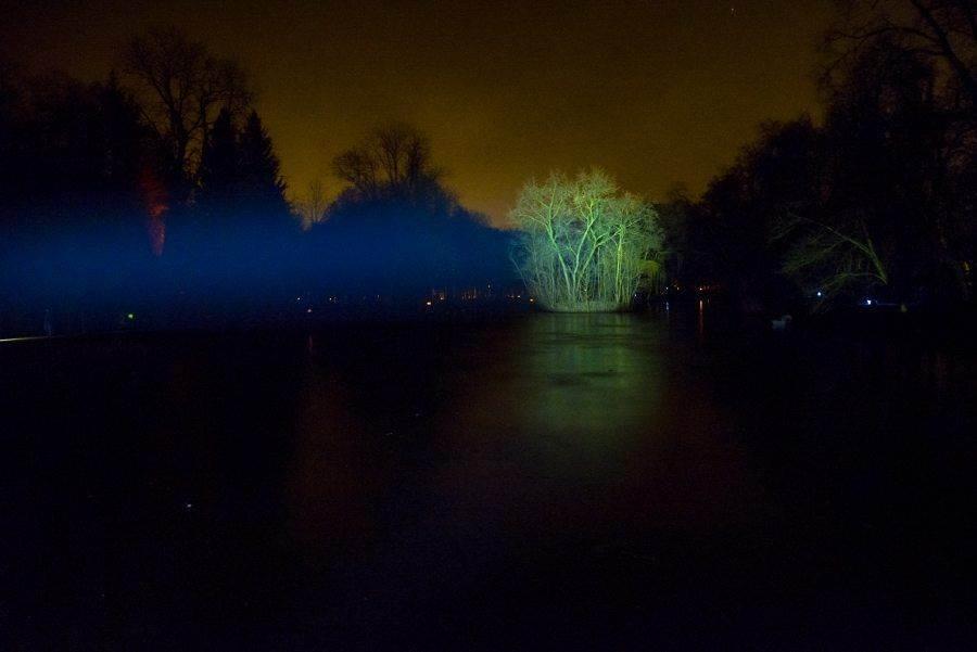 fotootchet s poseshhenija zimnego vechera sveta v parke korolevskie lazenki v varshave 29 Фотоотчет с посещения «Зимнего вечера света» в парке Королевские Лазенки в Варшаве