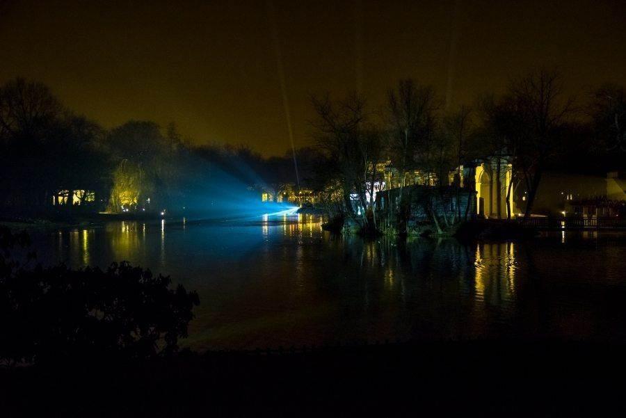 fotootchet s poseshhenija zimnego vechera sveta v parke korolevskie lazenki v varshave 4 Фотоотчет с посещения «Зимнего вечера света» в парке Королевские Лазенки в Варшаве