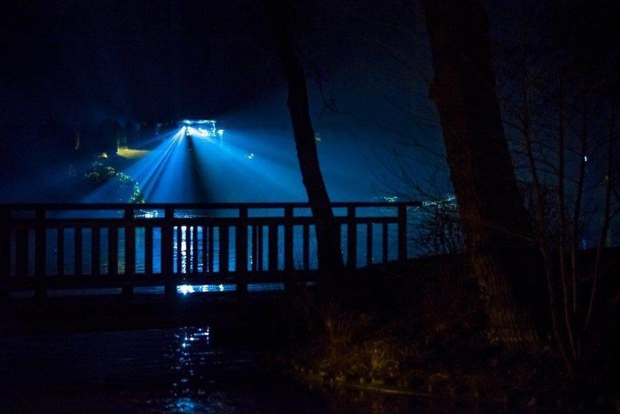 fotootchet s poseshhenija zimnego vechera sveta v parke korolevskie lazenki v varshave 6 Фотоотчет с посещения «Зимнего вечера света» в парке Королевские Лазенки в Варшаве