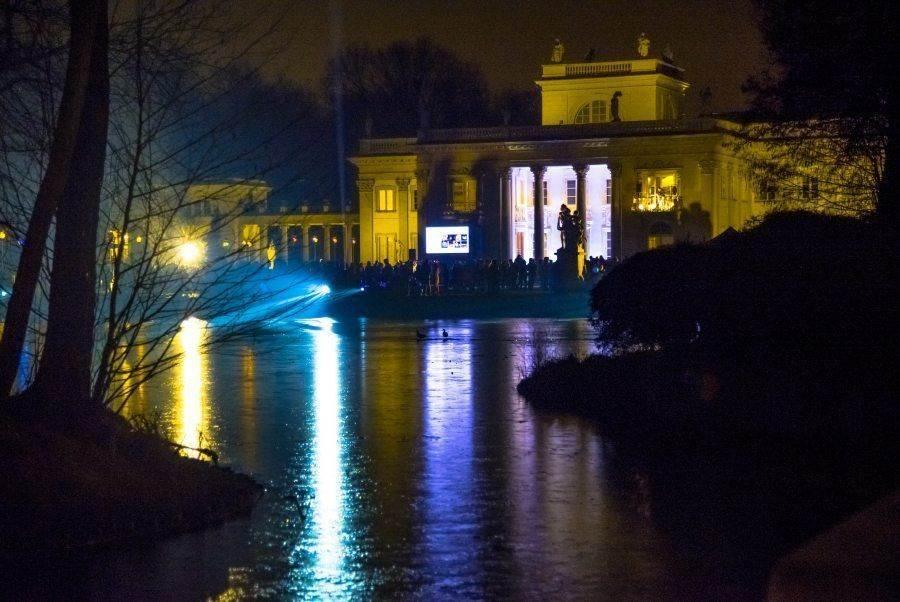 fotootchet s poseshhenija zimnego vechera sveta v parke korolevskie lazenki v varshave 7 Фотоотчет с посещения «Зимнего вечера света» в парке Королевские Лазенки в Варшаве
