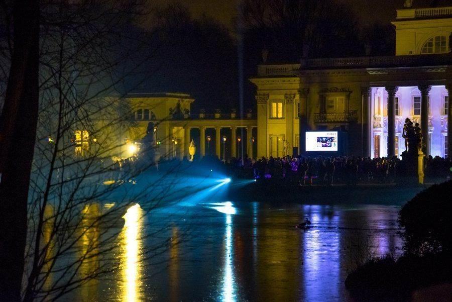 fotootchet s poseshhenija zimnego vechera sveta v parke korolevskie lazenki v varshave 8 Фотоотчет с посещения «Зимнего вечера света» в парке Королевские Лазенки в Варшаве