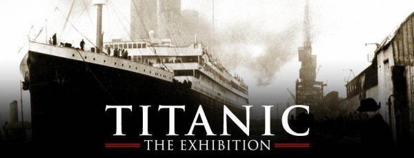 Выставка «Titanic The Exhibition» в Варшаве (09.04.2016 - 09.10.2016)