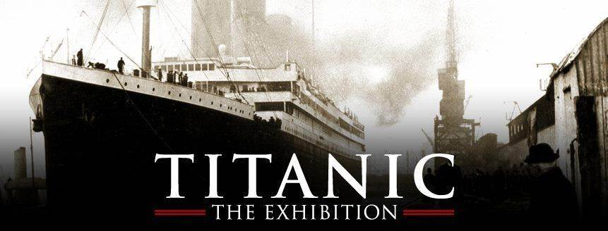 Выставка «Titanic The Exhibition» в Варшаве (09.04.2016 - 09.10.2016)