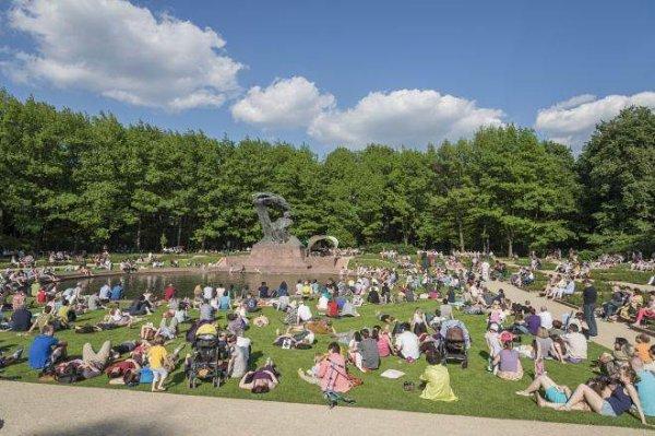 Шопеновские концерты 2016 в Королевских Лазенках: программа и время проведения