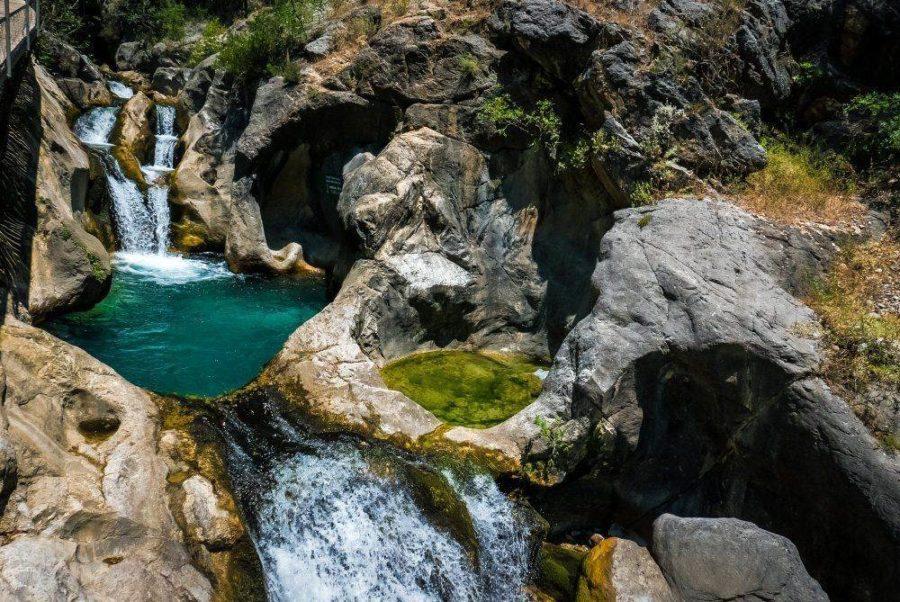 Экскурсия в каньон Сападере (Аланья)