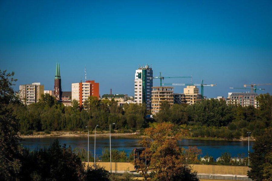sad na kryshe biblioteki varshavskogo universiteta 17 900x601 Сад на крыше библиотеки Варшавского университета