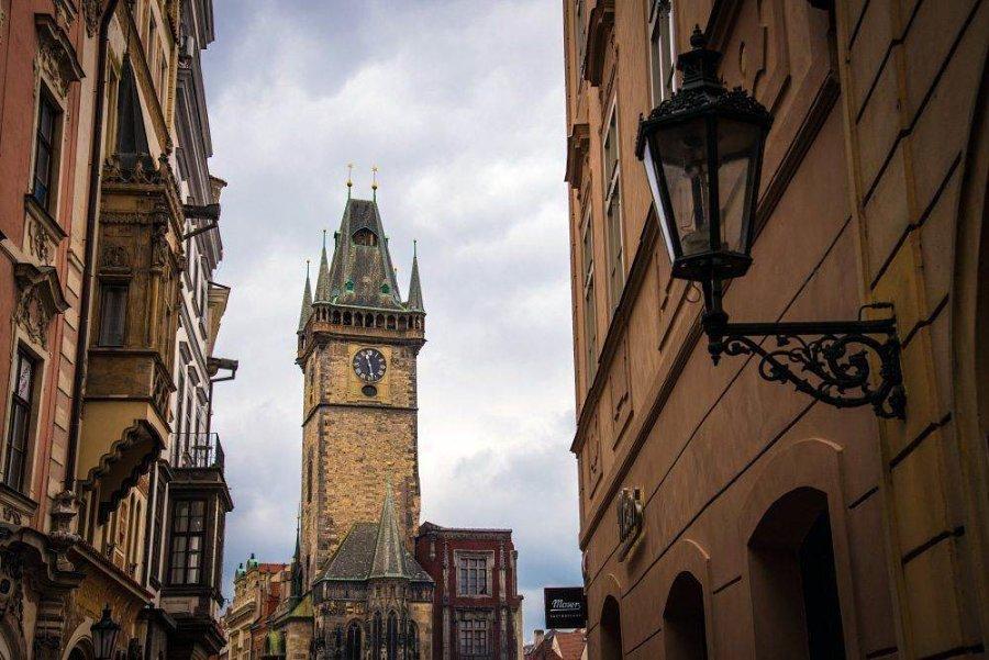Самостоятельная поездка в Прагу: фотоотчет. День 1