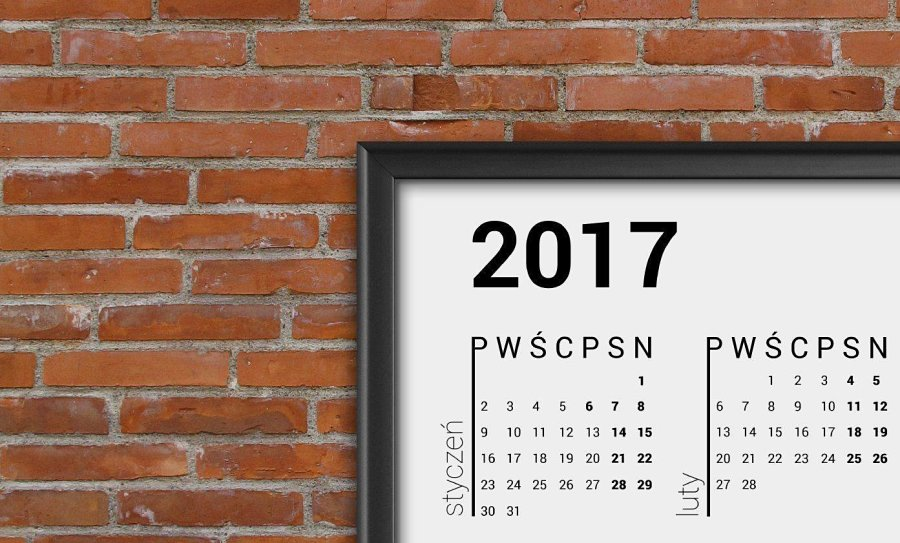 Календарь праздников в Польше на 2017 год