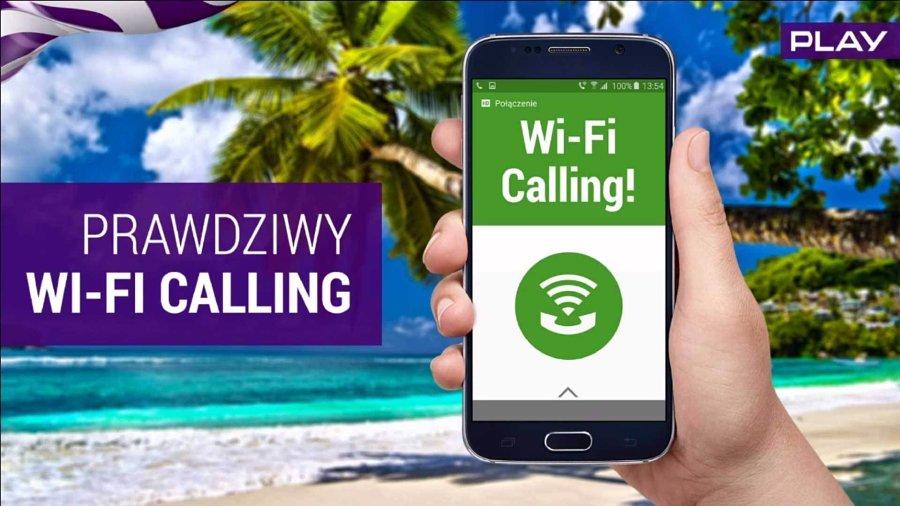 Wi-Fi Calling в сети Play - все, что нужно знать о мобильных звонках посредством Wi-Fi в Польше
