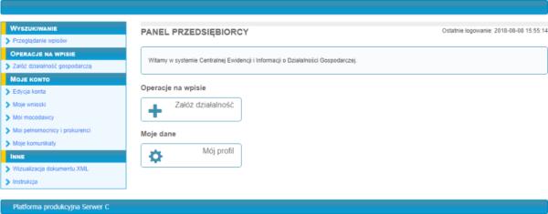 Самостоятельное открытие ИП в Польше