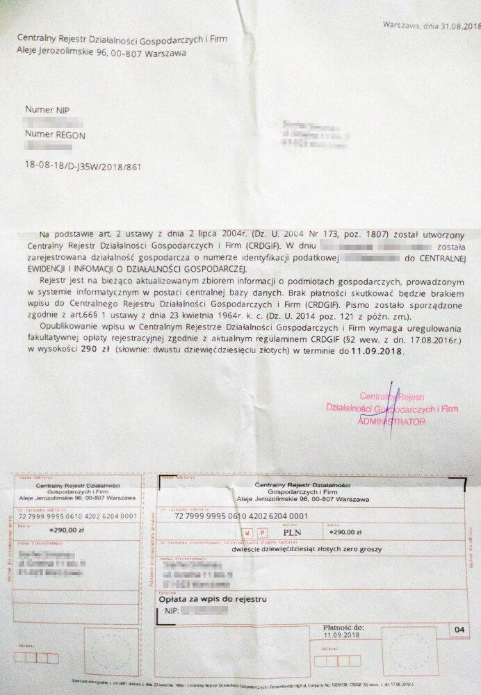 Otkryvaete svoju firmu Osteregajtes moshennikov Открываете свою фирму? Остерегайтесь мошенников!