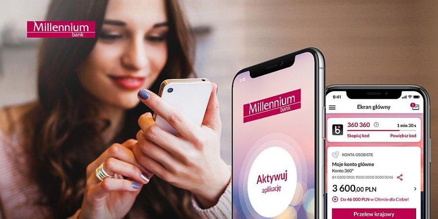Millennium банк - открытие текущего счета в Польше