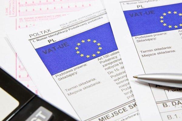 Как получить VAT UE / NIP EU