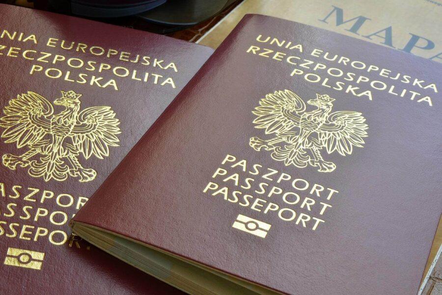 Процесс получения польского паспорта