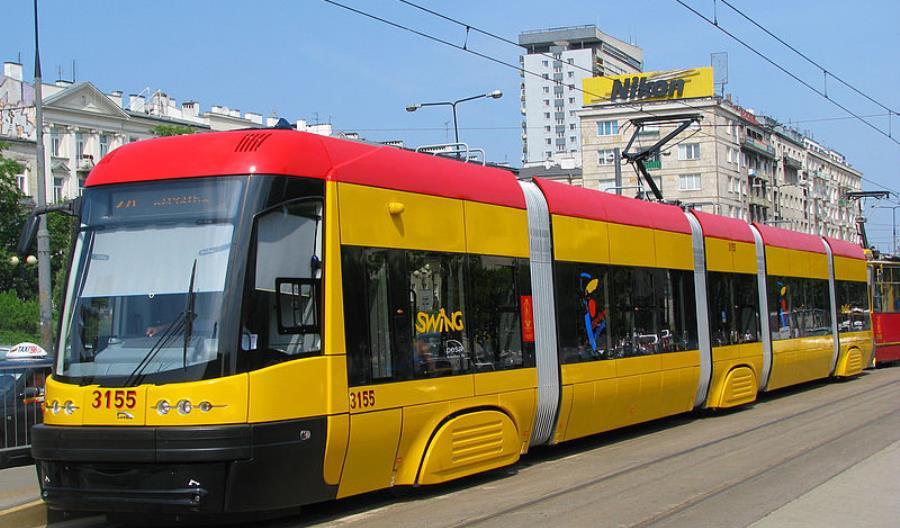 Общественный транспорт в Варшаве
